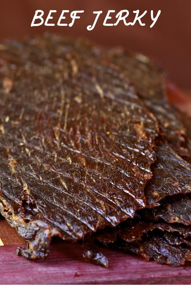 Keto Beef jerky-easy