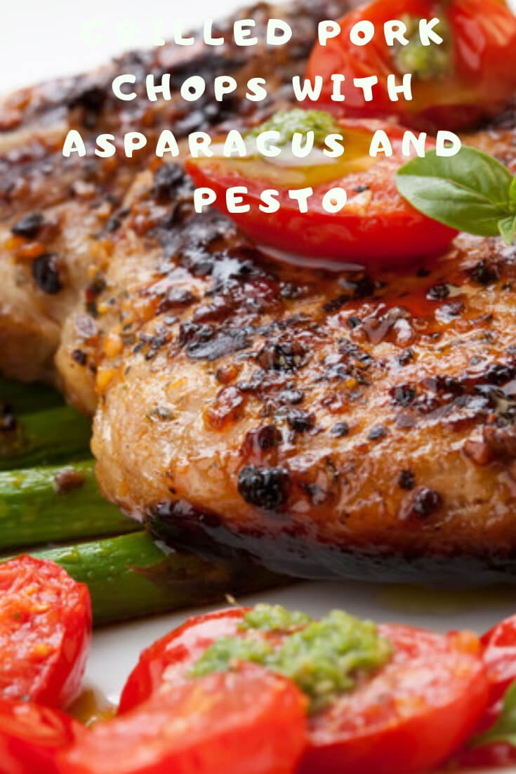 Keto-Grilled-Pork-Chops-with-Asparagus-and-Pesto-easy