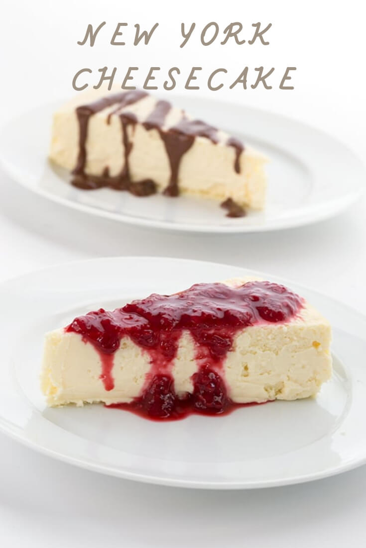 Keto-New York Cheesecake-easy