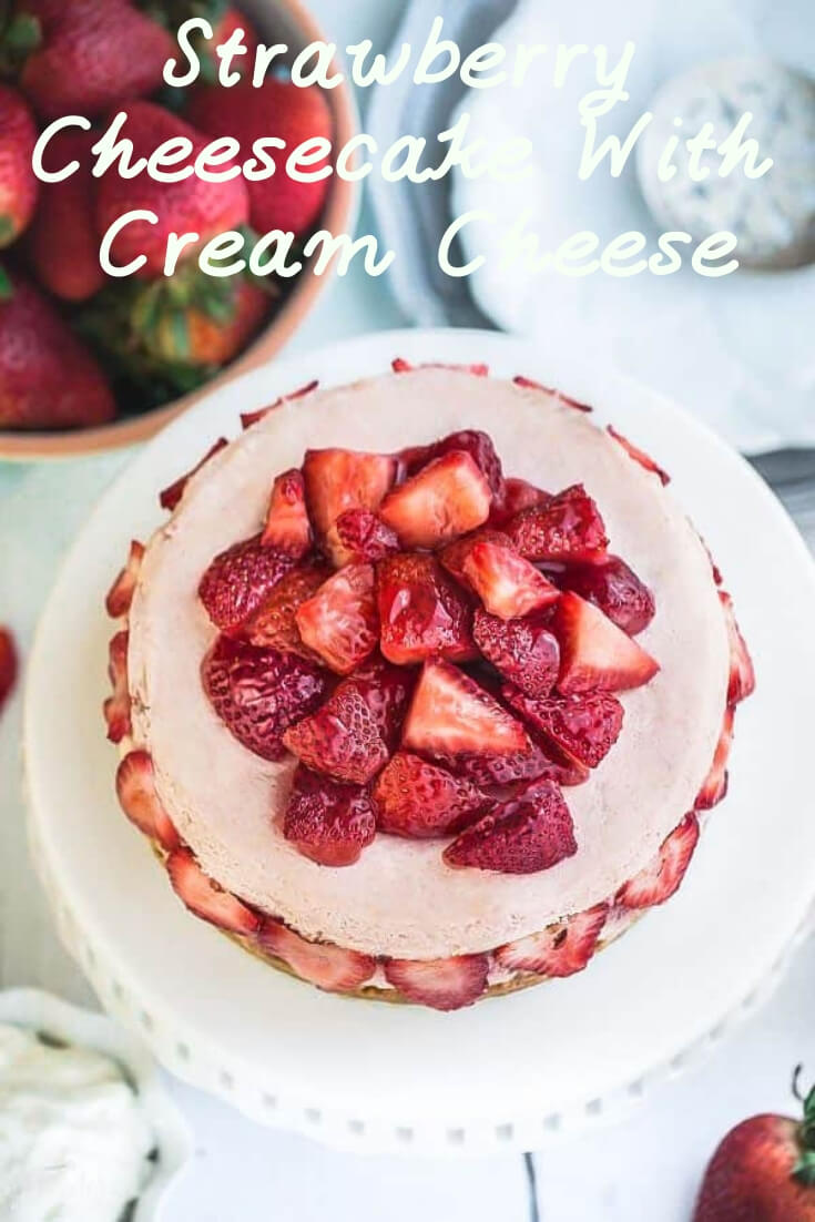 Keto-Strawberry-Cheesecake-easy