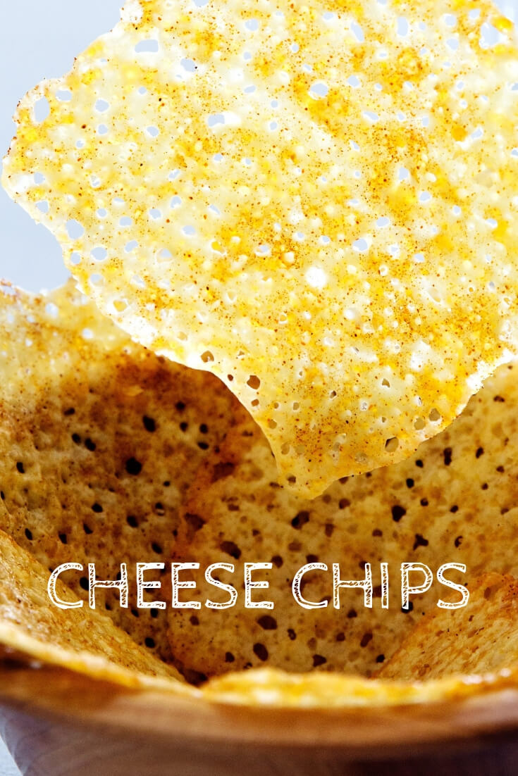 Keto cheese chips-easy