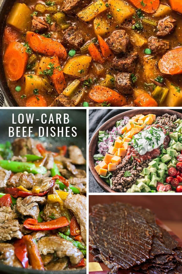 low-carb beef-easy