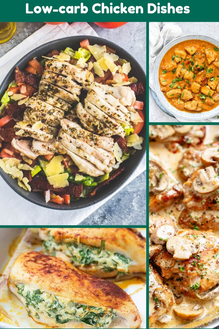 low-carb chicken-easy