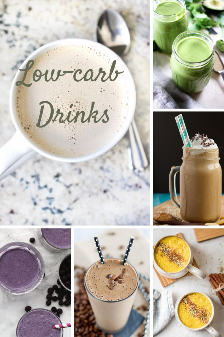 low-carb drink-easy
