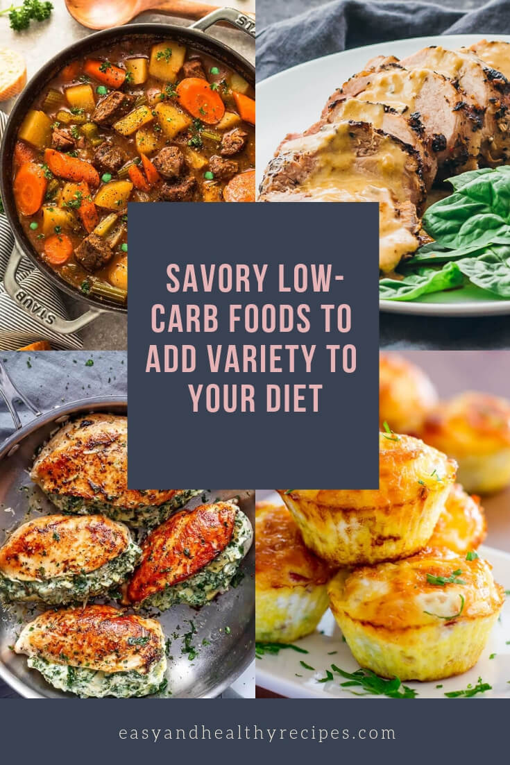 low-carb food