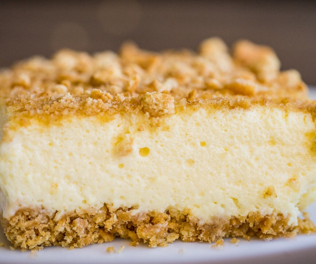 1. No Bake Woolworth Icebox Cheesecake