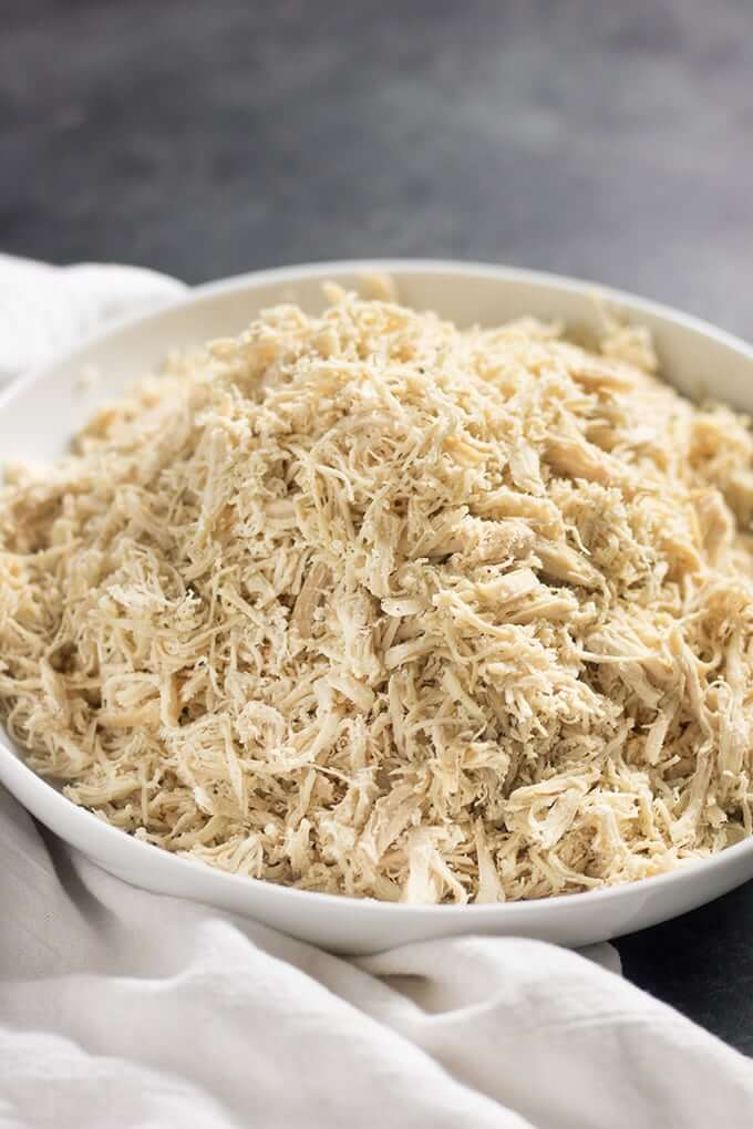 Shredded Chicken Recipes For Meals To Dinners Easy And Healthy Recipes