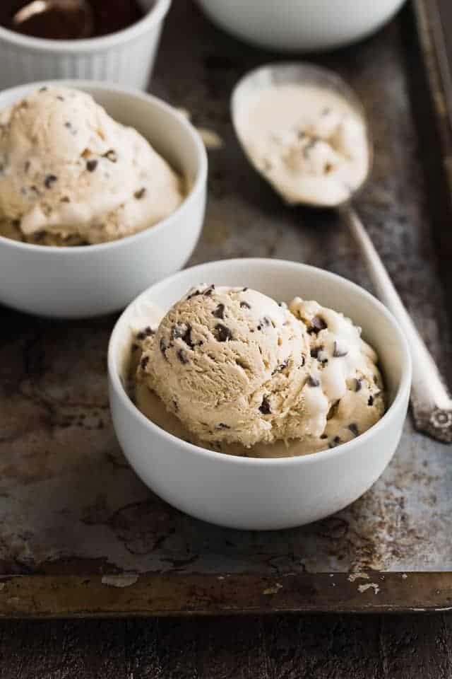 11. 4- Ingredient CoffeeCrunch Ice Cream