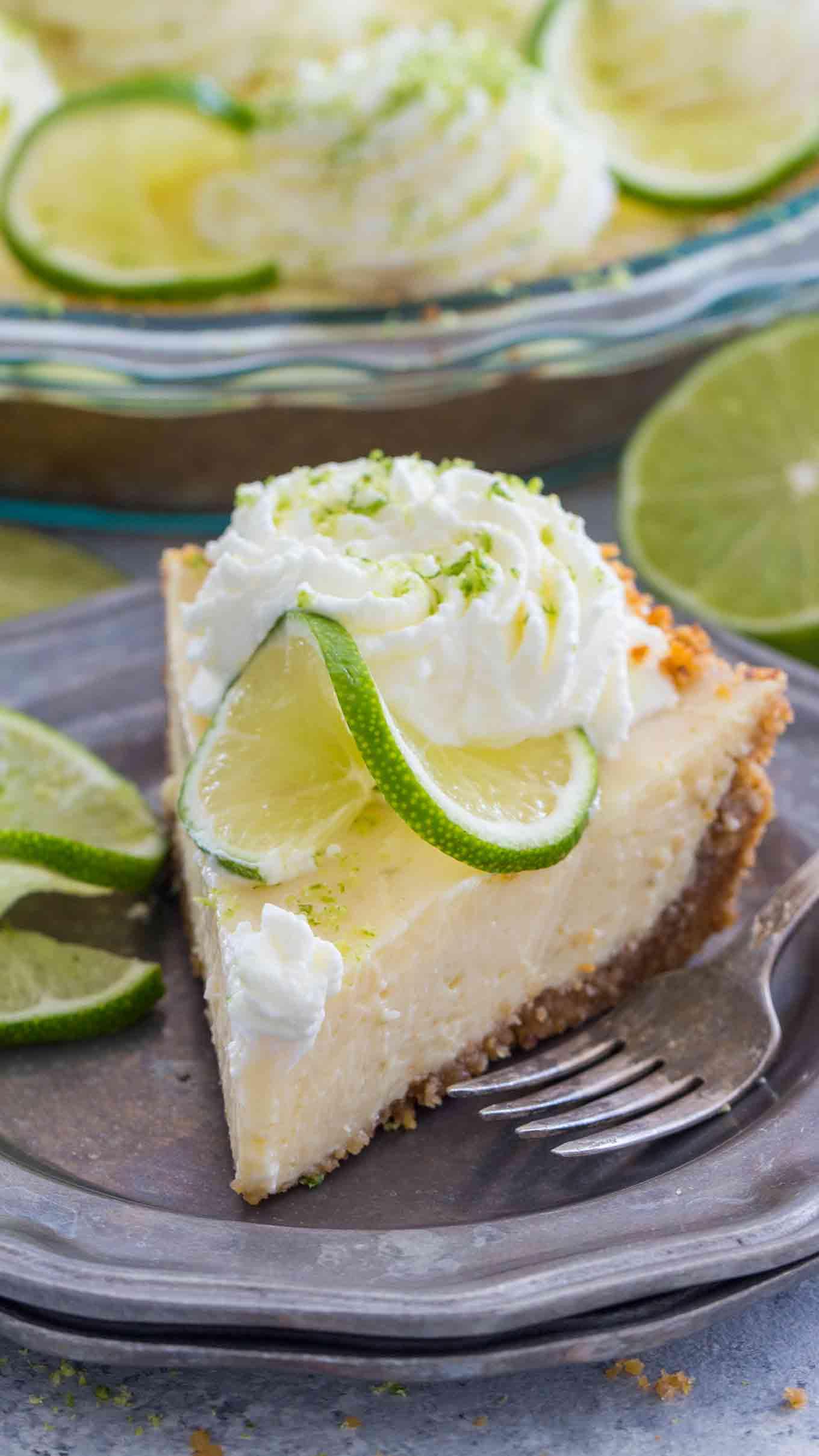 11.5 Ingredient Key Lime Pie