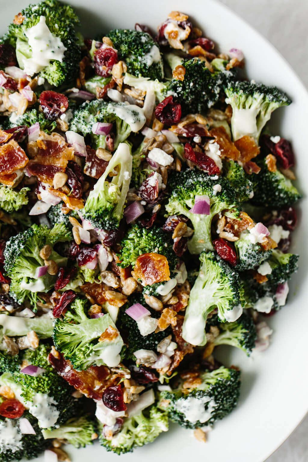 11. Broccoli Salad