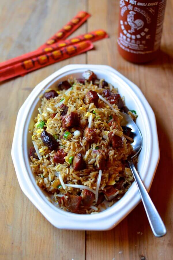 11. Classi Pork Fried Rice