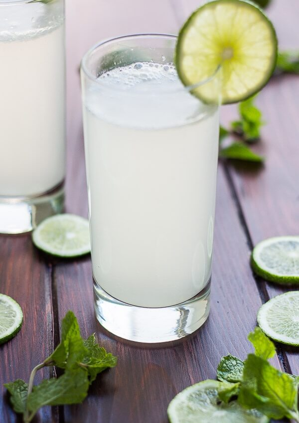 11. Fresh Lime Soda