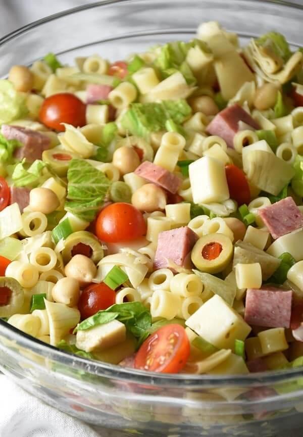 11.Italian Chopped Salad