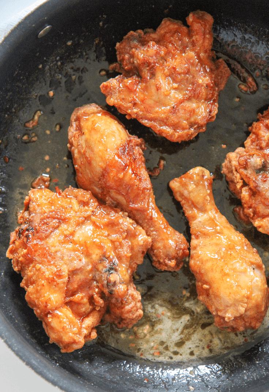 12. Honey Butter Frid Chicken