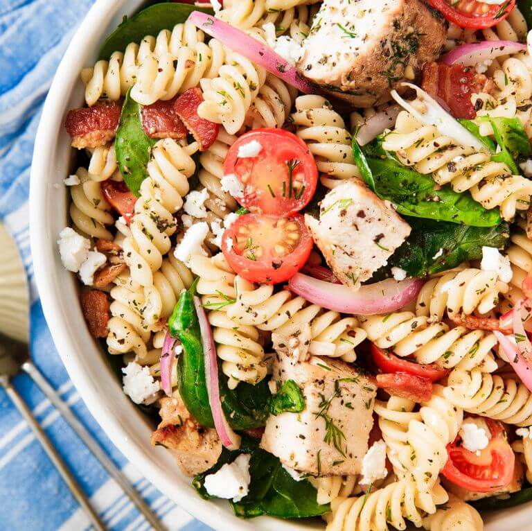 19 Simple Chicken Pasta Recipes For A Delicious Meal