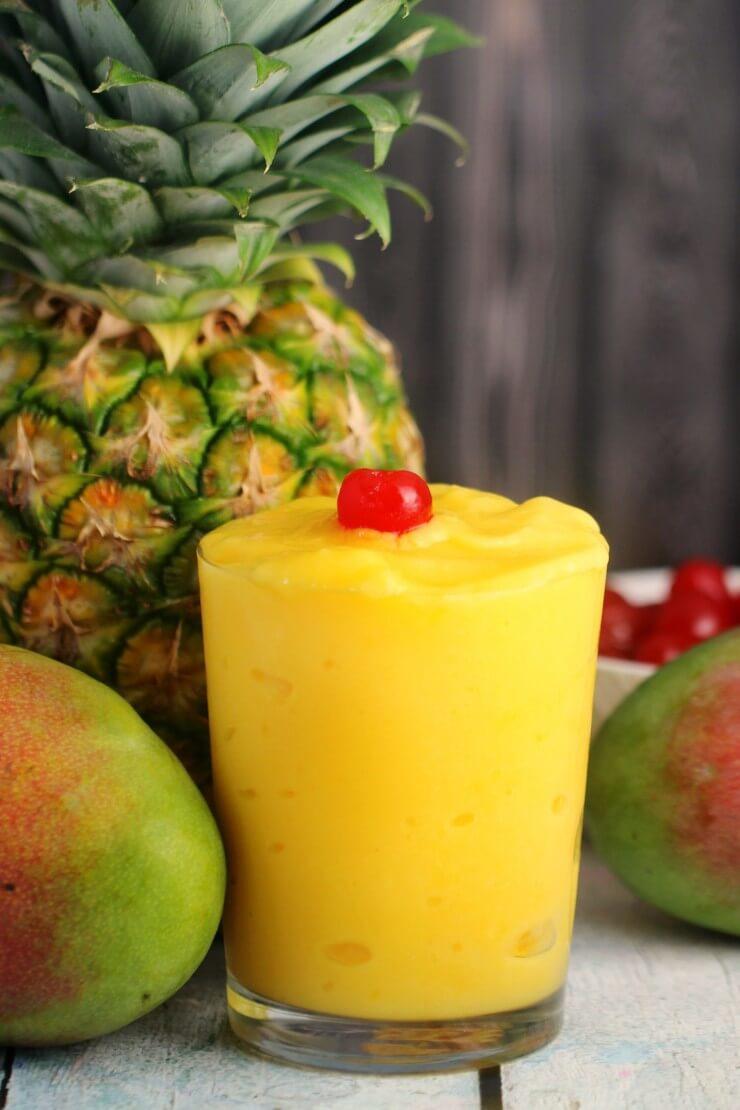 13.Mango & Pineapple Tropical Slush