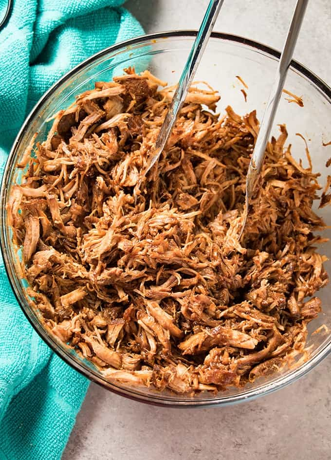 14. Instant Pot Pulled Pork