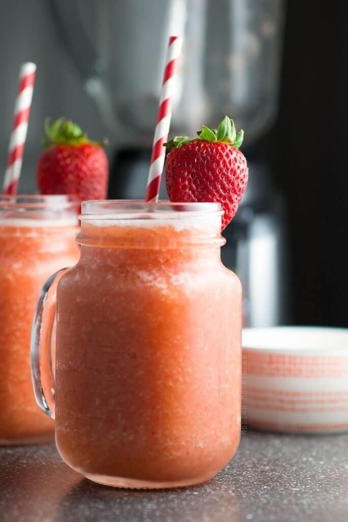 14.Summer Fruit Wine Slush