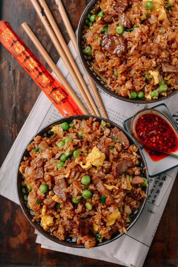 15. Classic Beef Fried Rice