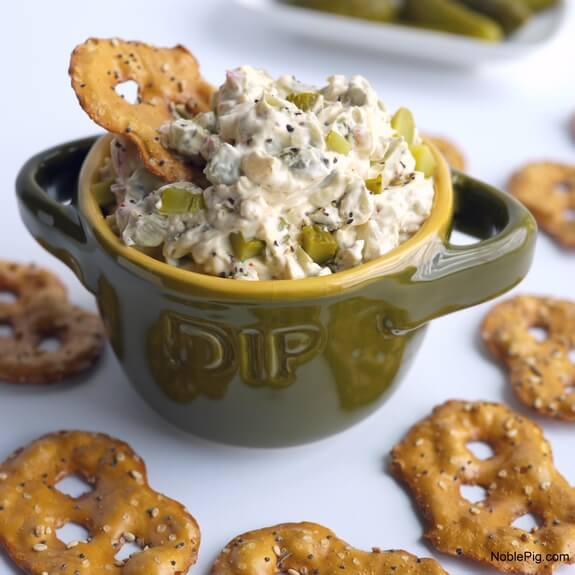 15. Dill Pickle Dip