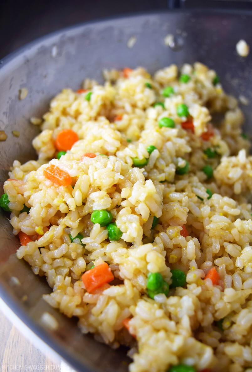 17. Hibachi-Style Fried Rice