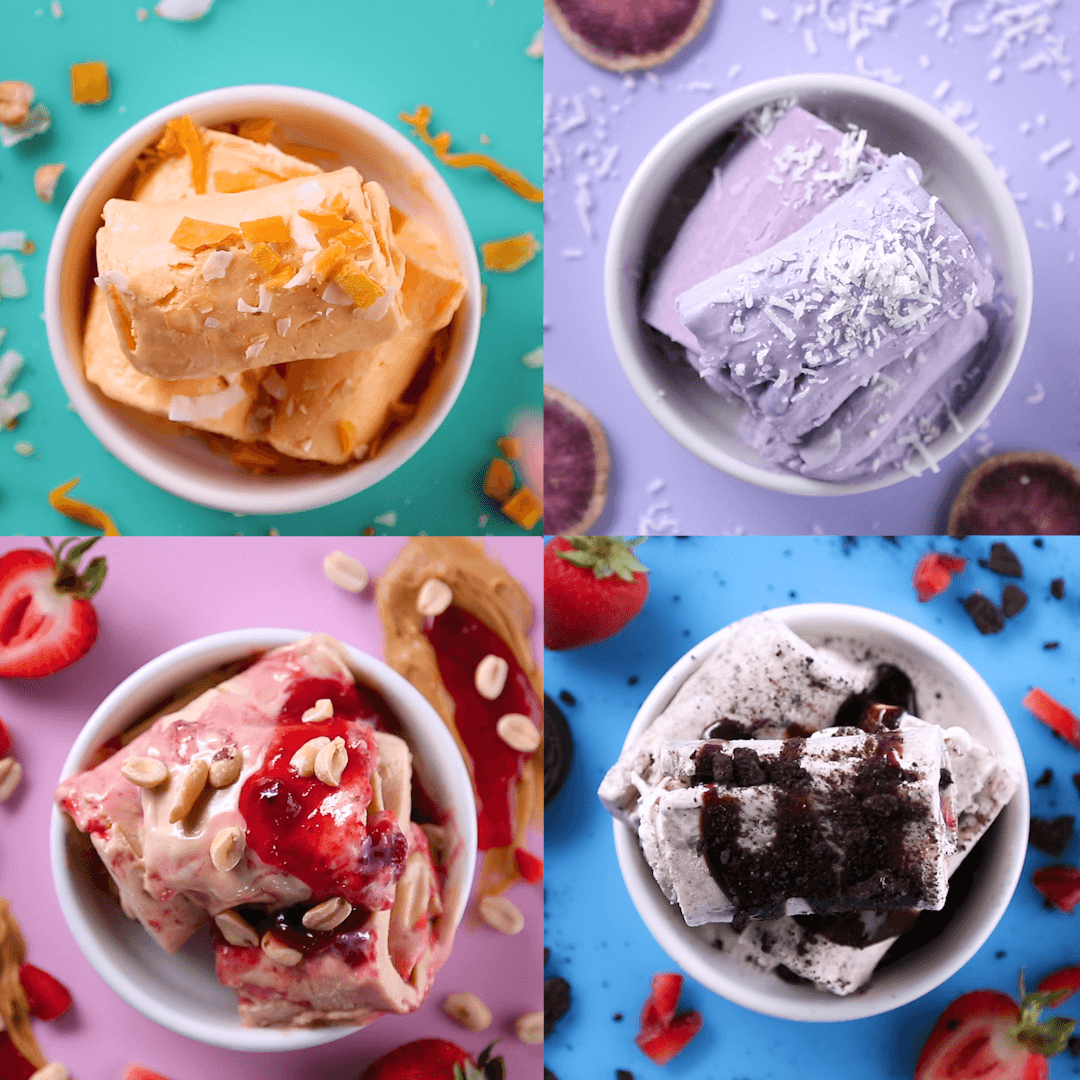 18. Rolled Ice Cream