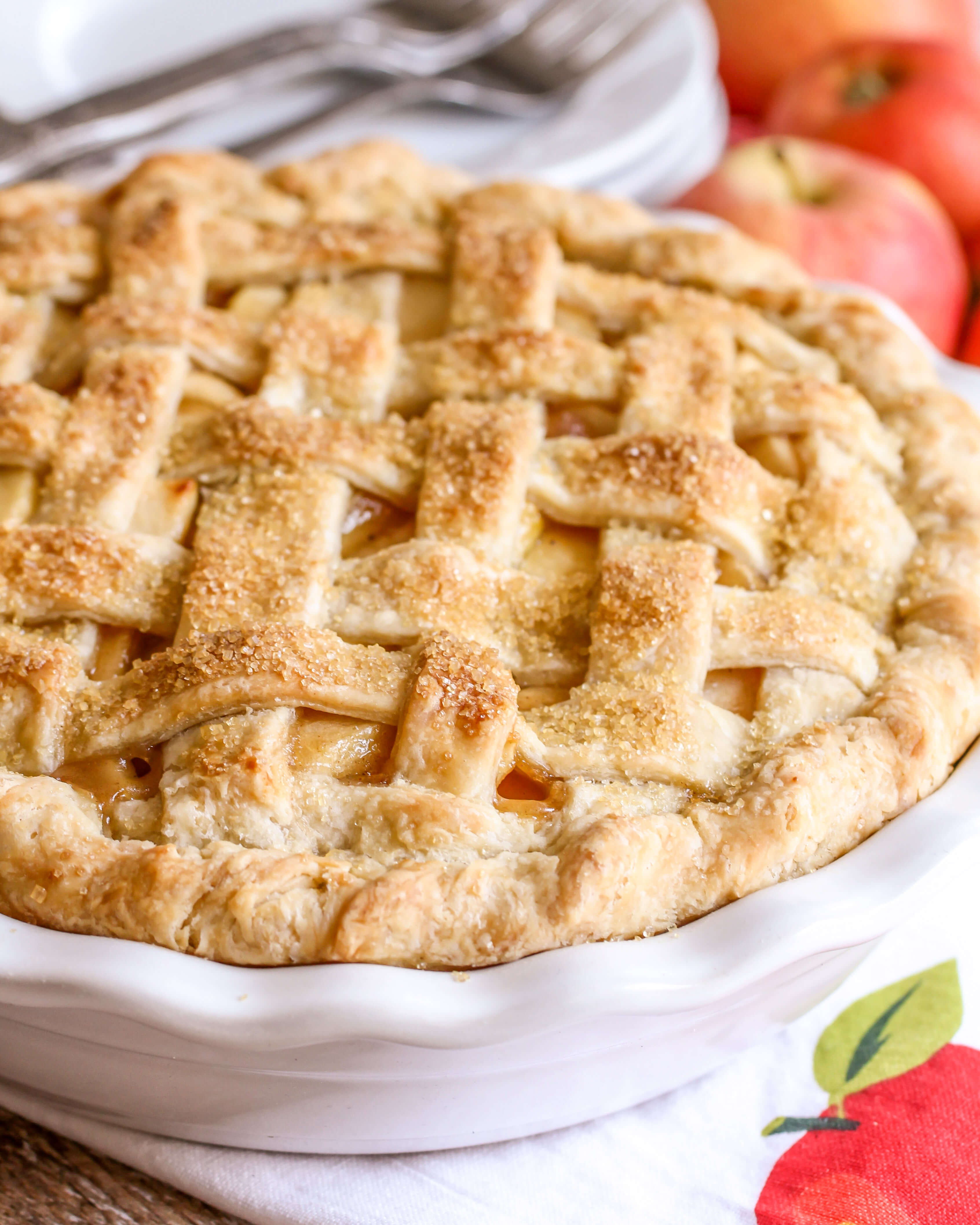 19. Apple Pie