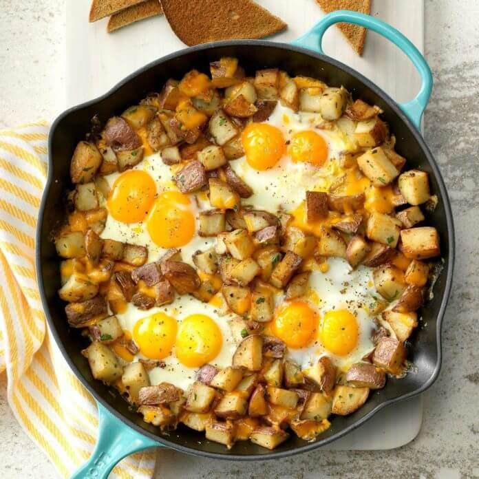 """Must-Try"" Egg Recipes To Vary Your Dinners"