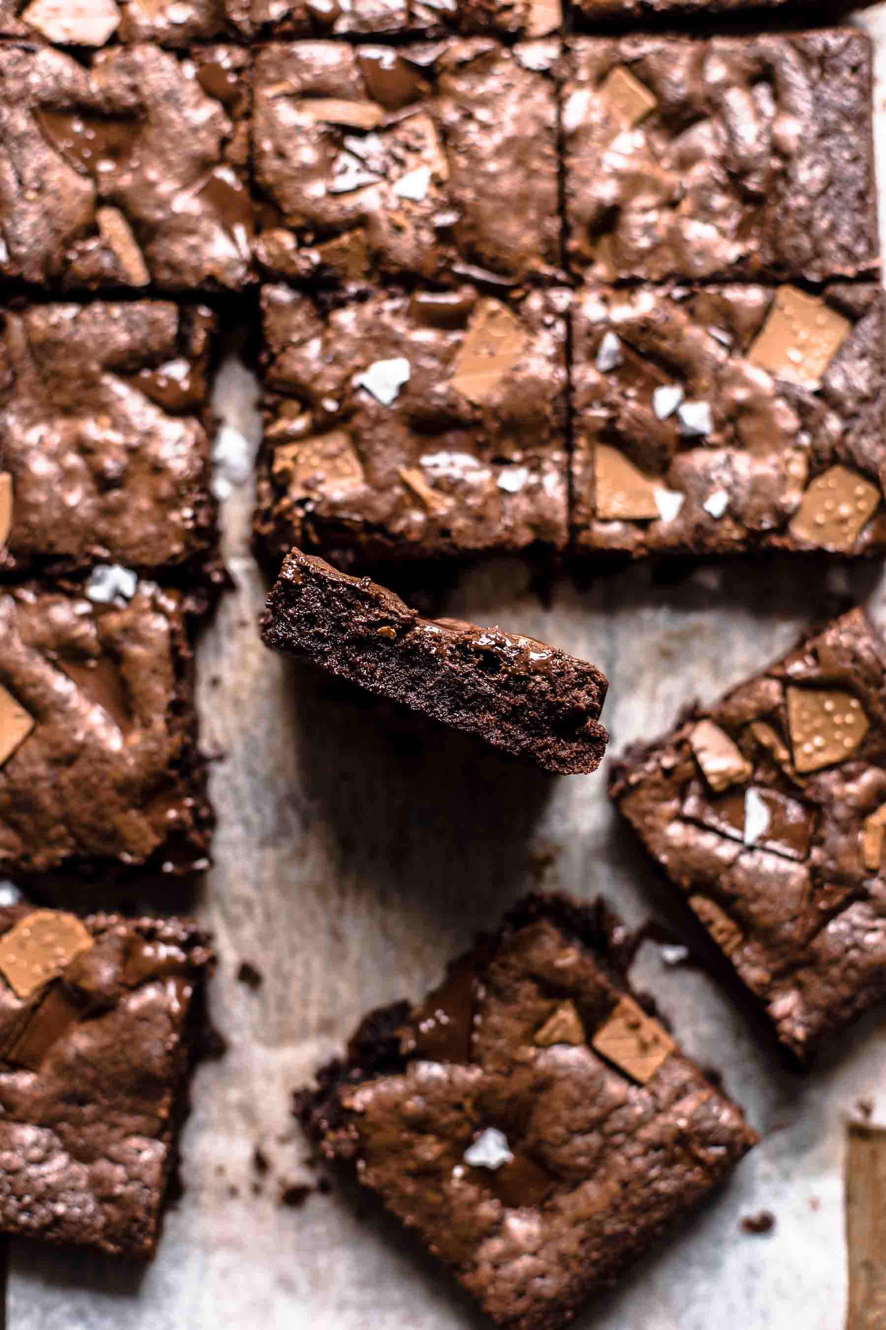 2. Brownies from Scratch