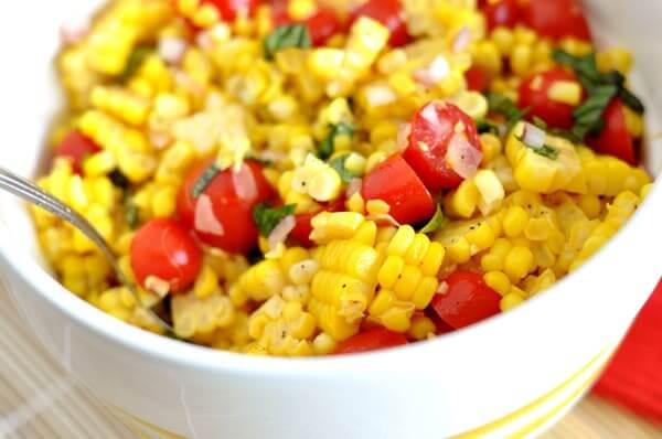 2. Summer Corn Salad