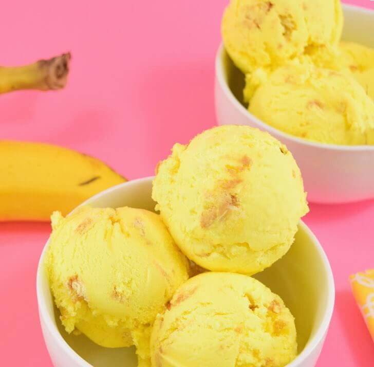 20. Banana Pudding Ice Cream