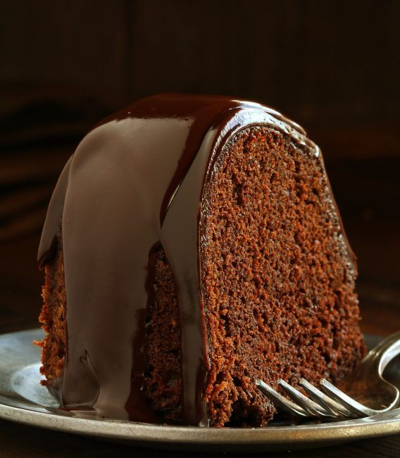 20. Chocolate Brownie Cake