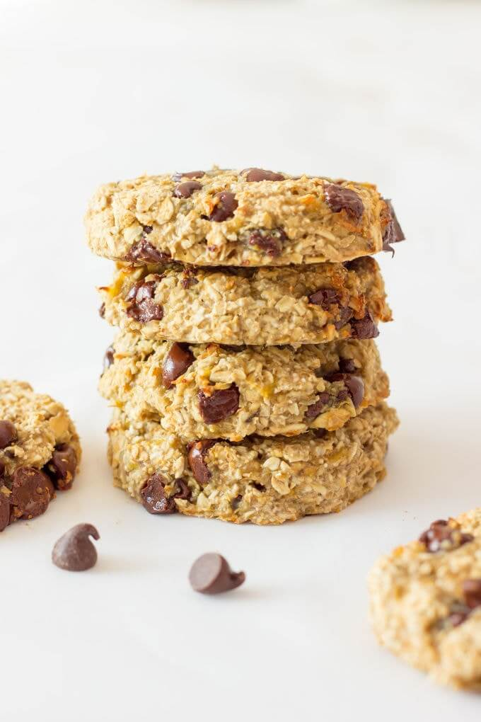 21. Healthy 3-Ingredient Cookies