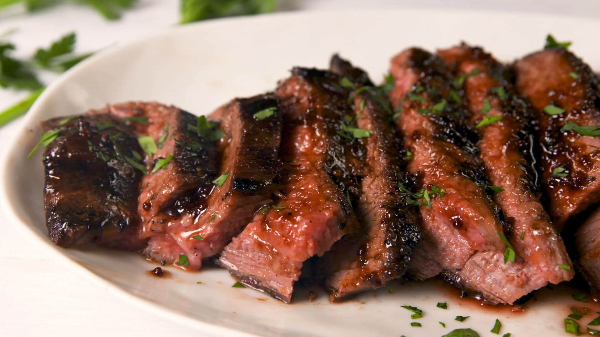 3. Cajun Butter Steak