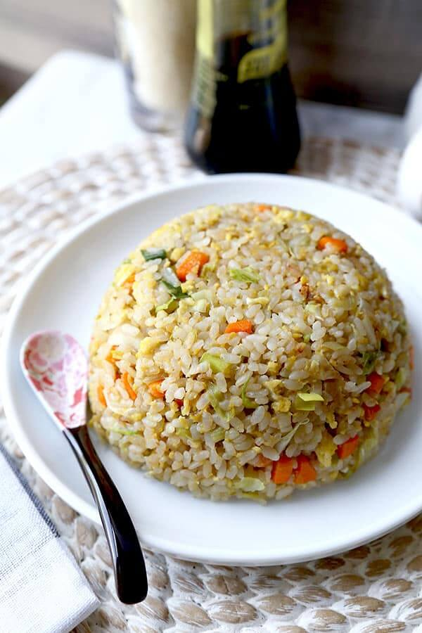 3. Japanese Fried Rice