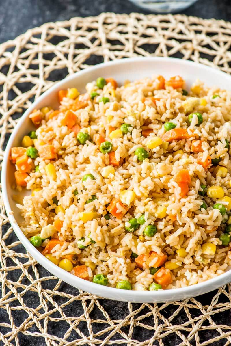4. 10-Minute Fried Rice