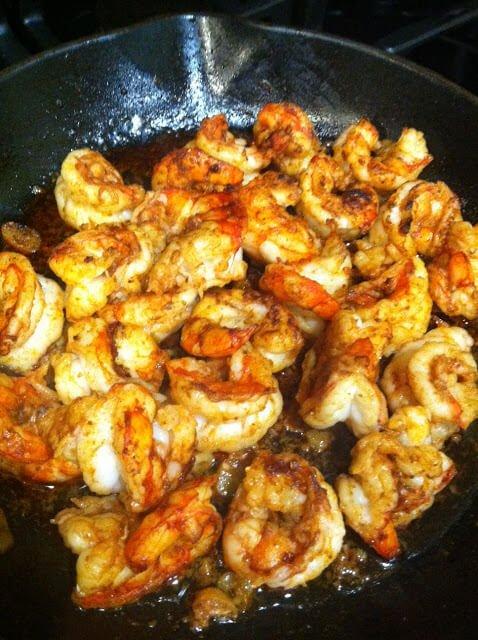4. Garlic Shrimp Mark Bittman's Way