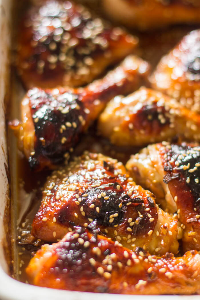 6. Easy-baked-Honey-Garlic-Chicken