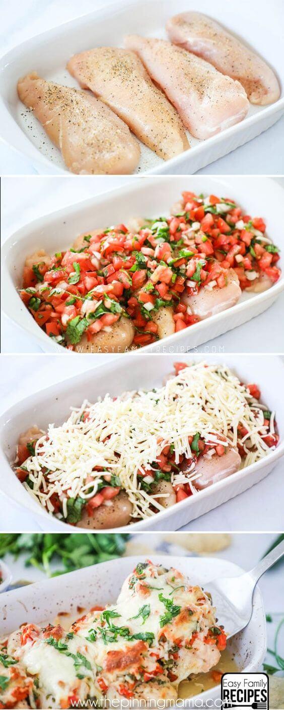 6.Salsa Fresca Chicken