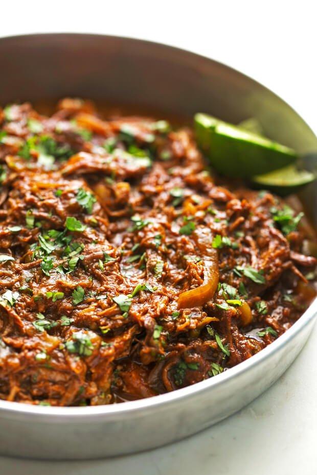 7.Cuban Shredded Beef