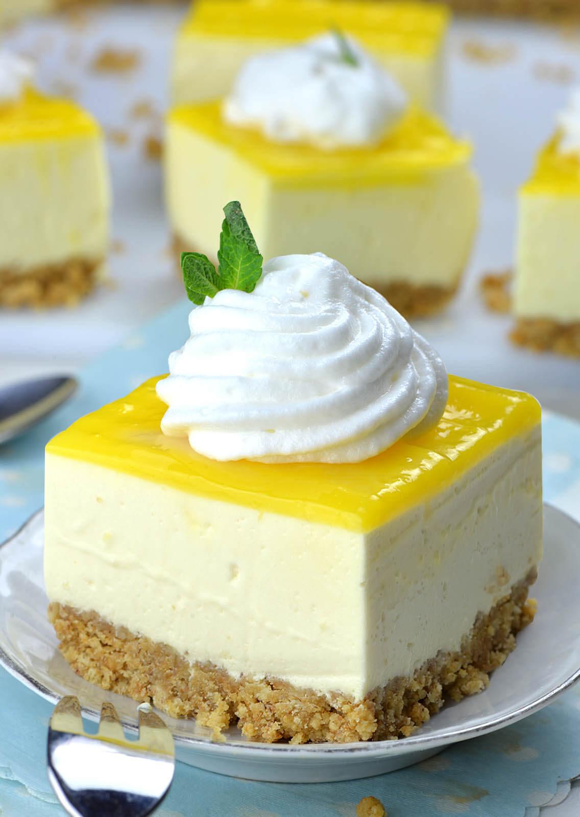 bake light summery desserts - 736×1035