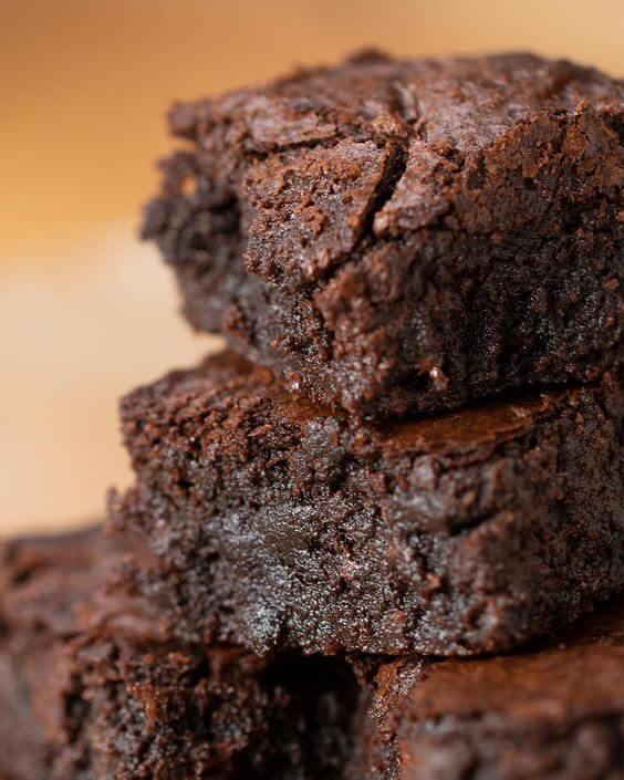 8. One Bowl Brownies