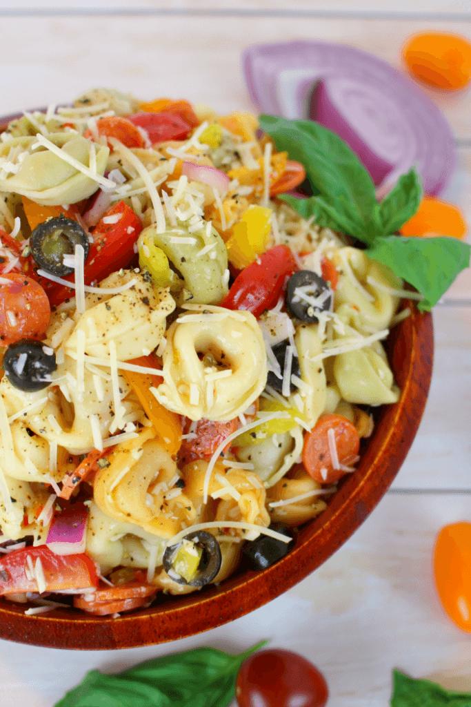 #1 Italian Tortellini Salad