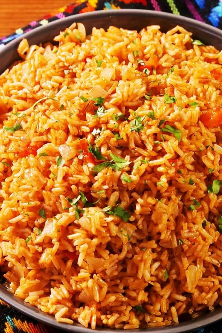#1 Spanish Rice