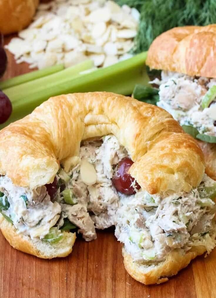 #10 Chicken Salad Sandwiches