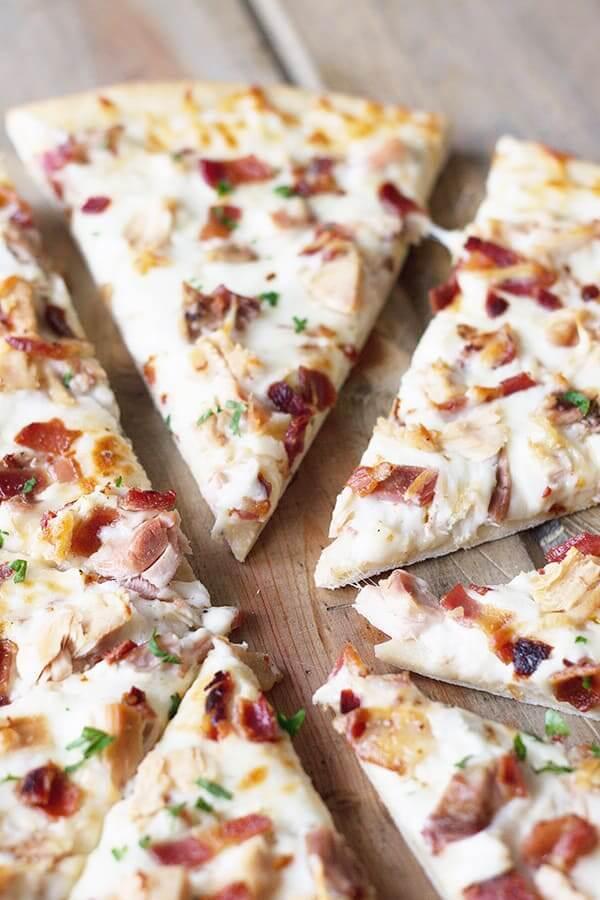 #11 Chicken Bacon Ranch Pizza