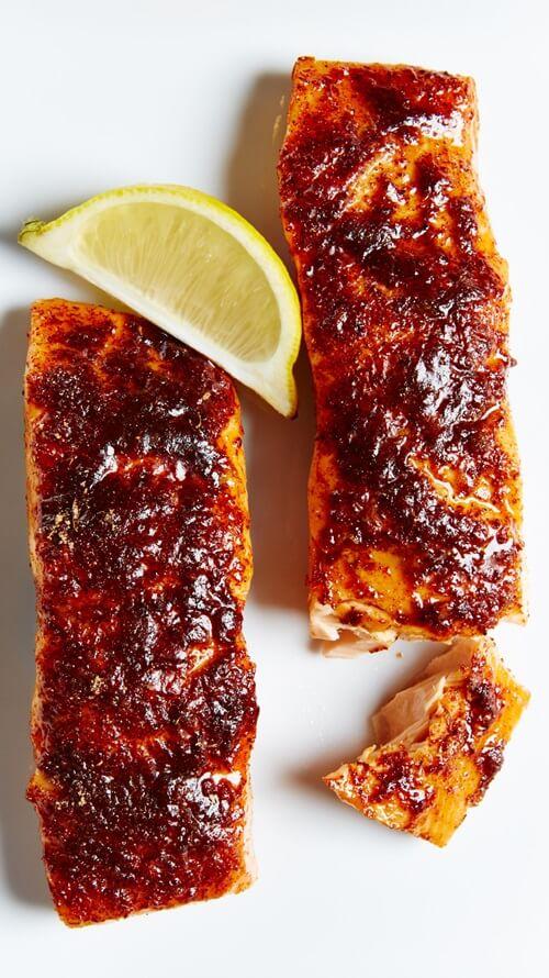 #11 Citrus Spiced Salmon