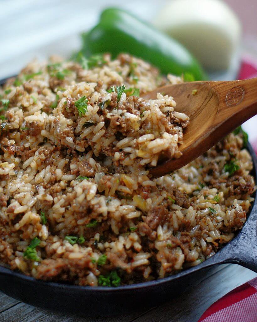 #11 Louisiana Dirty Rice