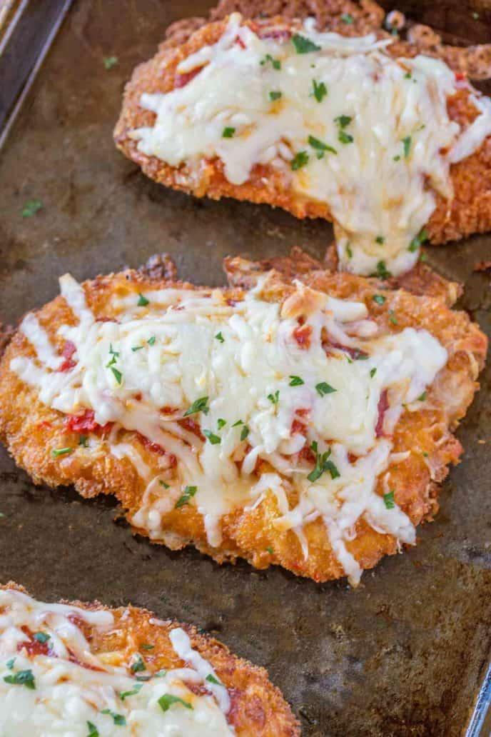 #12 Chicken Parmesan