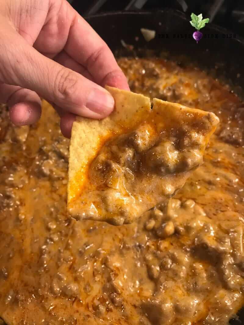 12 Enchilada Dip